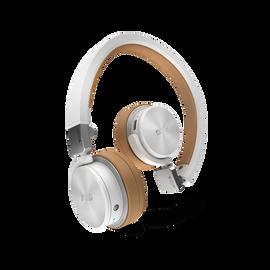 Y45BT - White - High performance foldable Bluetooth® headset - Hero